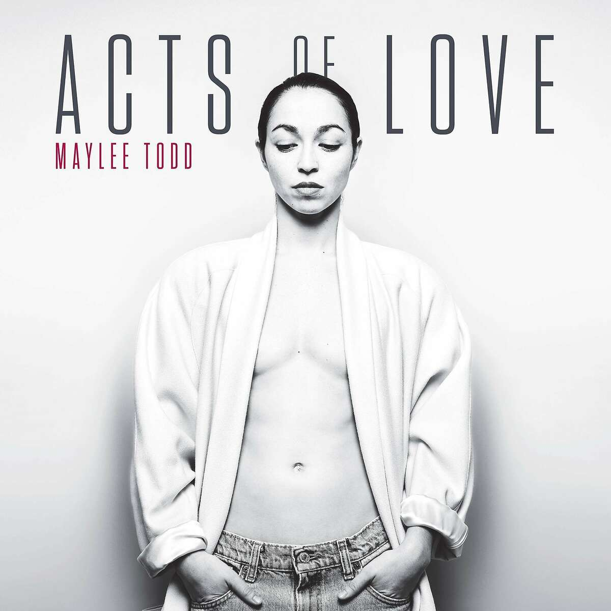 Maylee Todd's third album is 'Acts of Love'