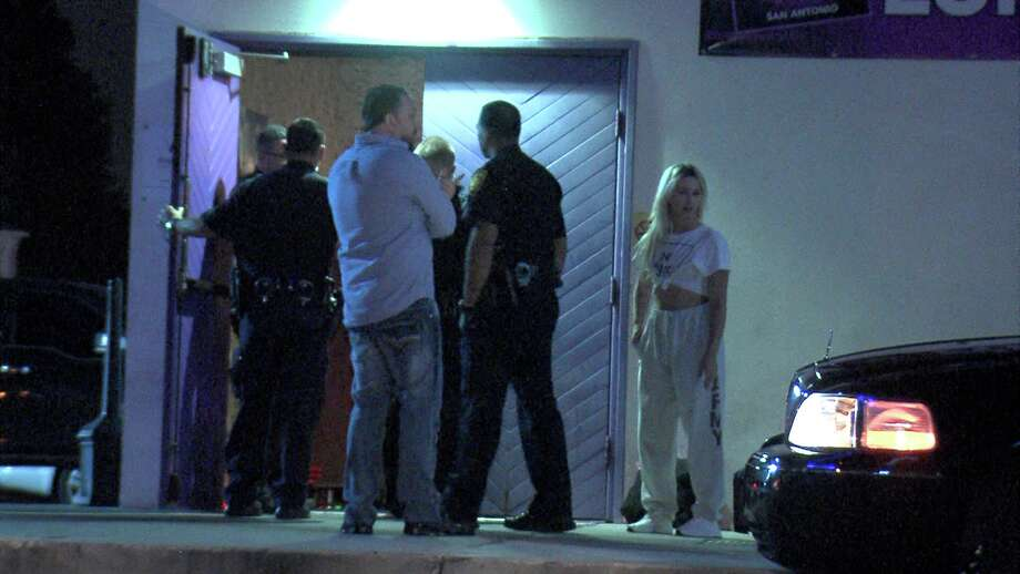 Police said a fight broke out at Trophies in the 2800 block of Northwest Loop 410 around 1:45 a.m. During the fight, the suspect stabbed the victim. Photo: Ken Branca