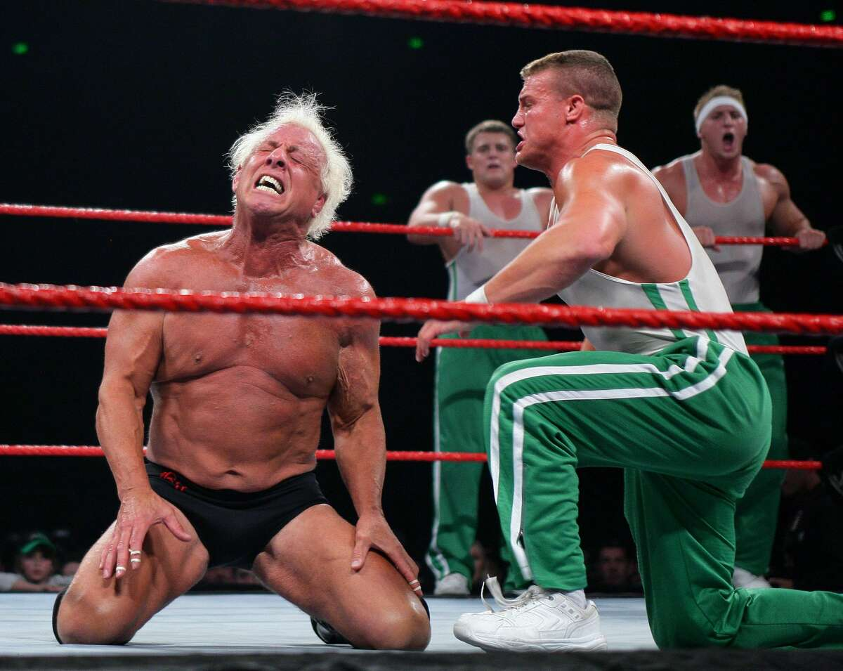 Kenny and Mikey, two members of the four-man Spirit Squad, were released from the WWE on Feb. 25, 2017.