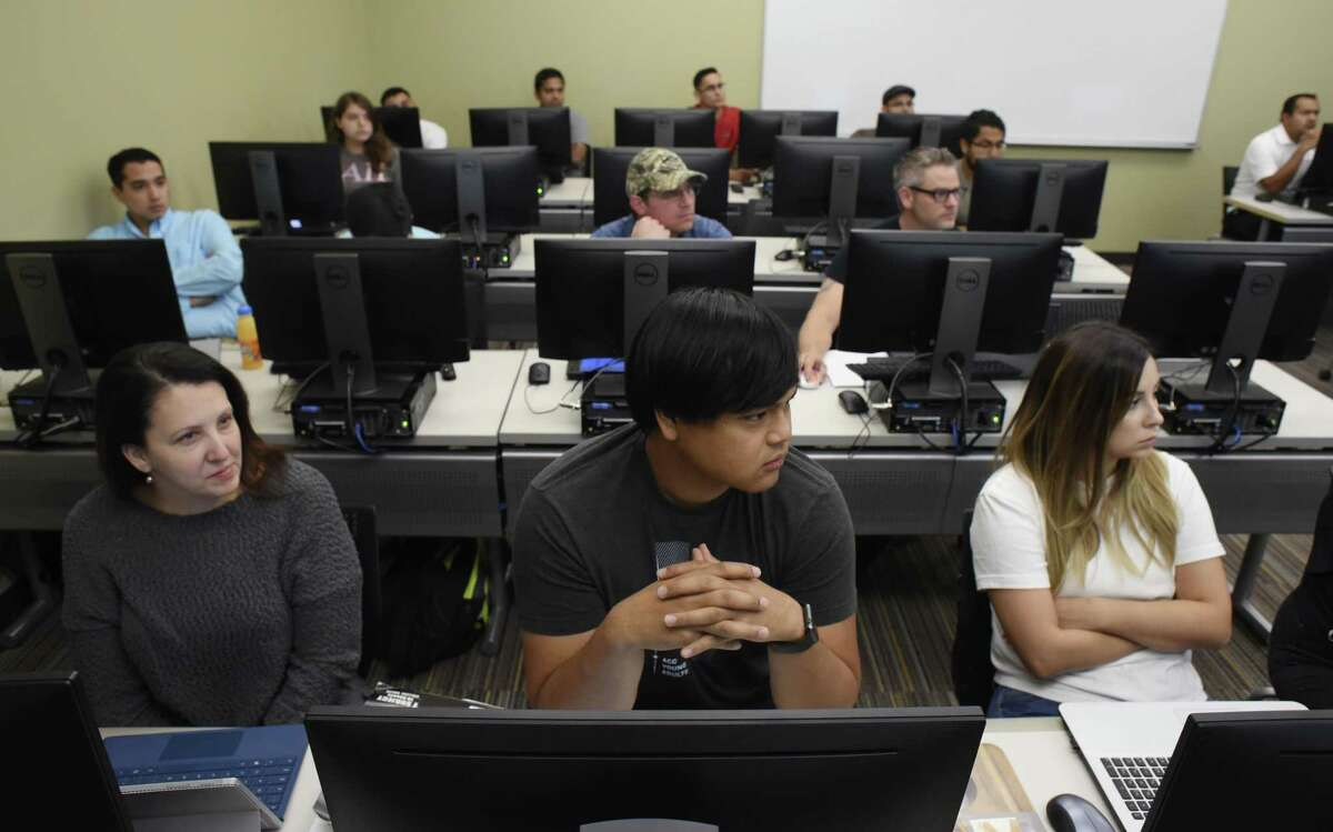 SA Works, a program that's part of the San Antonio Economic Development Foundation, released a report looking at the cybersecurity and information technology industry.