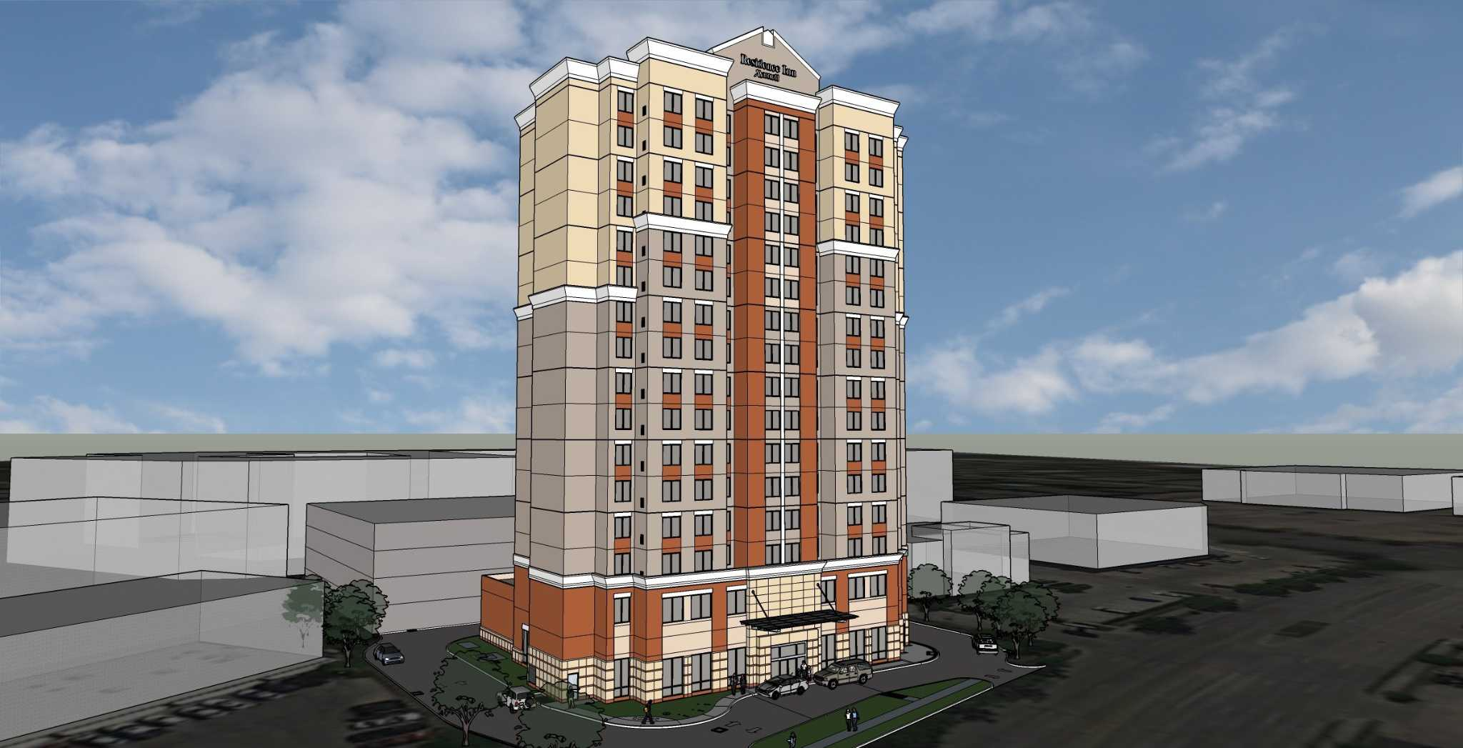 Moody National Starts Construction On 16 Story Residence