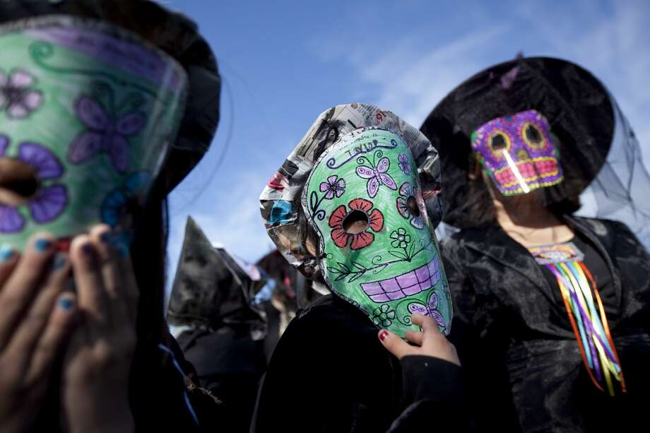 >>> See things to do in Houston for Día de los Muertos Photo: Robert Daemmrich Photography Inc/Corbis Via Getty Images