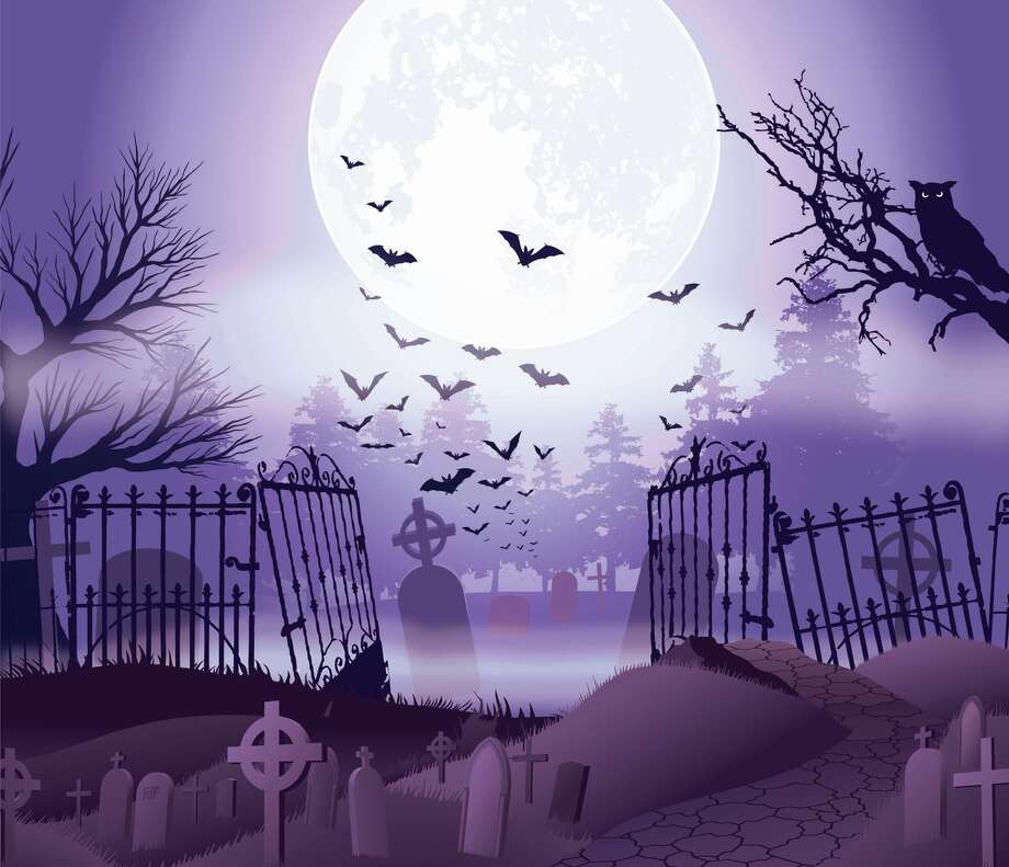 A spooky tale from JNB Editor Andrea Whitney