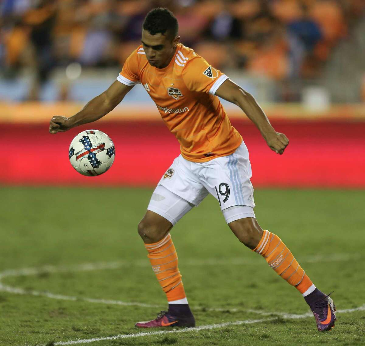 Houston Dynamo: They will play against the Seattle Sounders FC at BBVA Compass Stadium Tuesday, Nov. 21 at 8:30 p.m. More Details: www.houstondynamo.com/schedule
