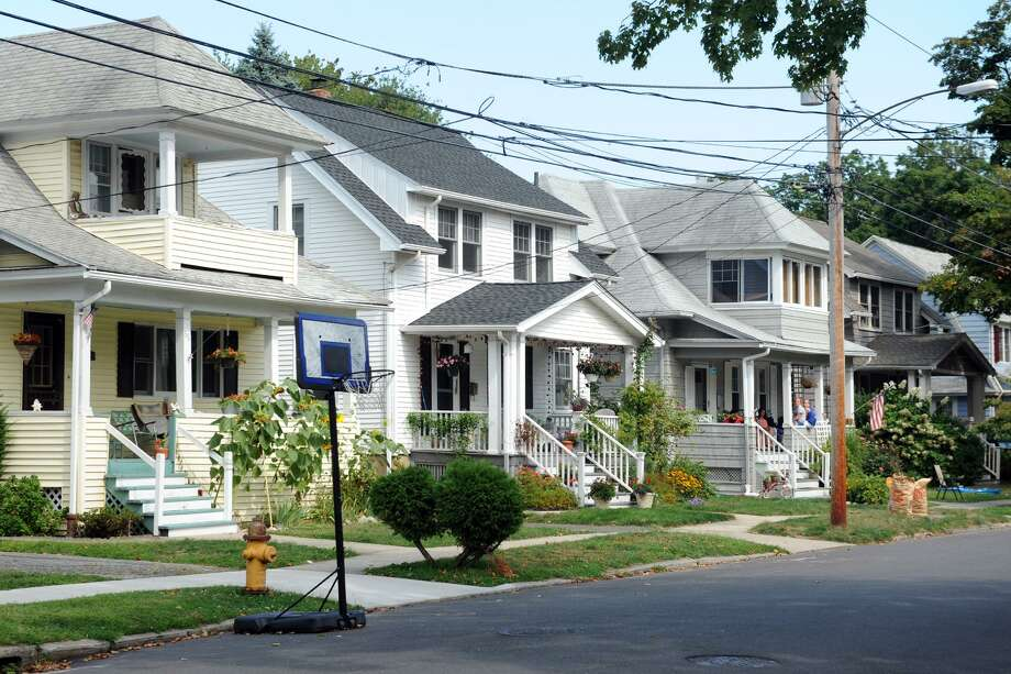 The Black Rock neighborhood of Bridgeport, Conn. In September 2017, Connecticut was the lone state in the nation to see a decline in misrepresentations on mortgage loan applications, with the Bridgeport-Stamford corridor besting the statewide rate with declines from both August and September 2015. Photo: Ned Gerard / Ned Gerard / Connecticut Post