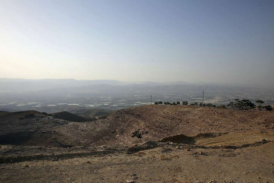 A master plan to transform the Jordan River valley into an economically vibrant green oasis by 2050 is based, in part, on a state of Palestine being established on Israeli-occupied lands. Photo: Omar Akour, Associated Press