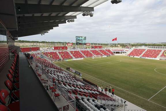 Bexar County and the city of San Antonio each provided $9 million to buy soccer stadium Toyota Field in 2015.