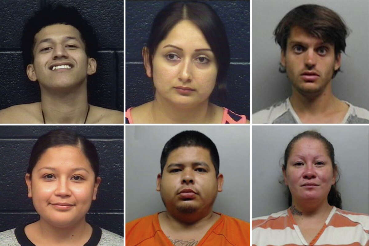 Click through this gallery to see all of the mugshots from crimes across Laredo in October 2017.