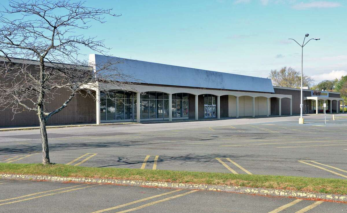 The former KMart on Columbia Turnpike Tuesday Oct. 31, 2017 in East Greenbush, NY. Site is to be redeveloped into a training facility, a $15 million project. (John Carl D'Annibale / Times Union)