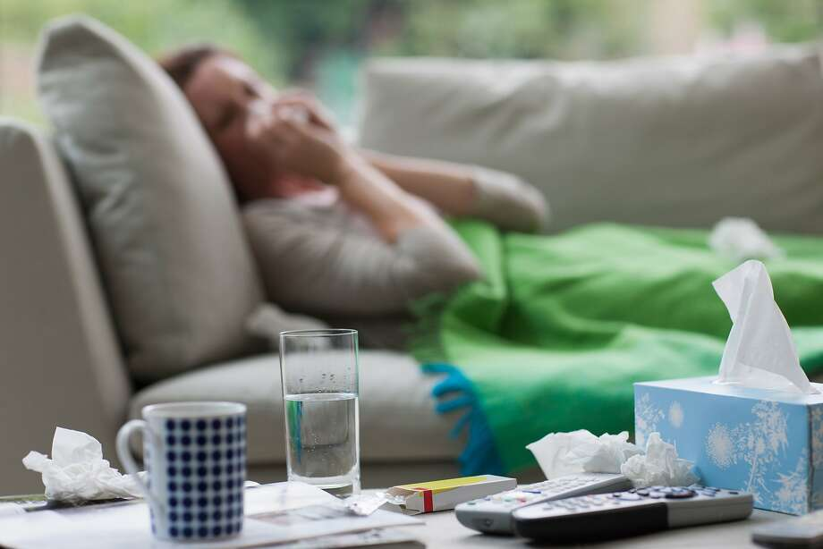 Local medical professionals have observed a recent spike in the number of patients with flu-like symptoms.  Photo: Getty Images