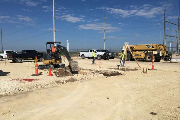 West Texas is becoming home to the development of energy storage, which will become an important piece of future energy infrastructure. Essen-Germany-based E.ON, an energy network, customer solution and renewables-focused company, has broken ground on two short-duration energy storage projects on its wind farms near Roscoe.