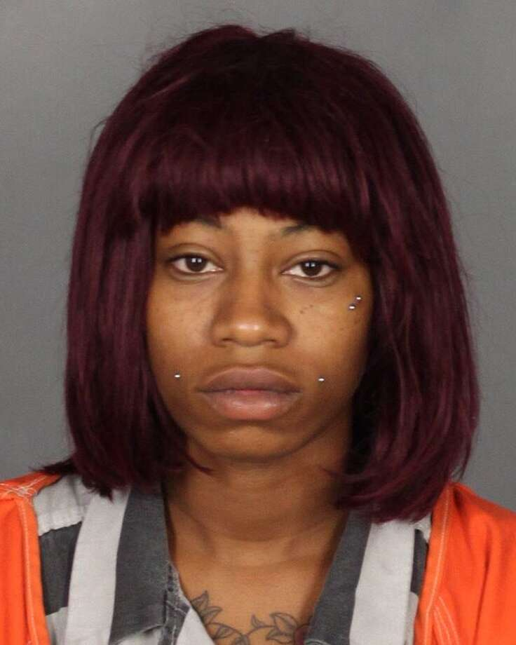 Victoria Boone, 21, is accused of engaging in organized crime.
