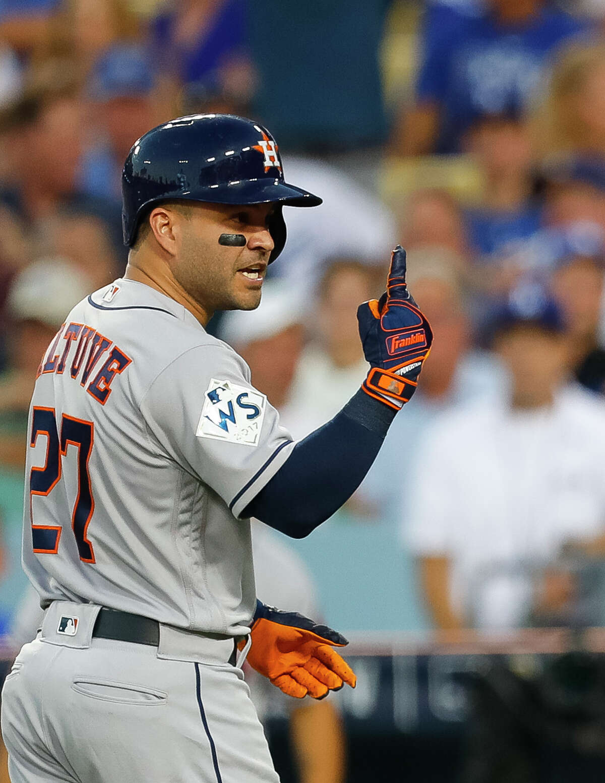 1. Altuve, who made his big-league debut in 2011, is the longest tenured Astros player.