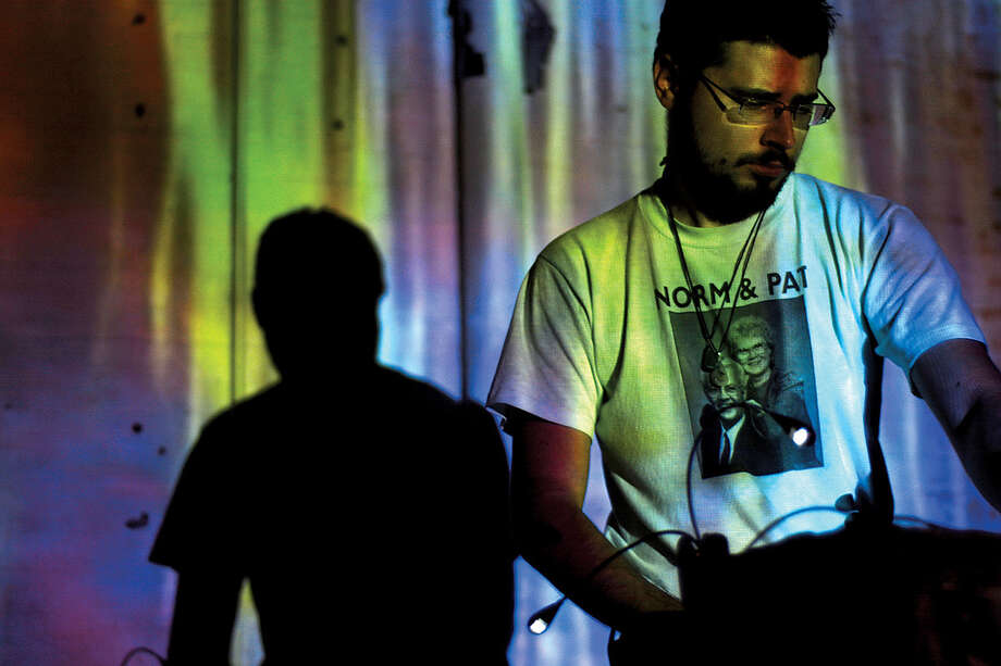 Ambient music artist Kevin Greenspon will perform at Jerusalem Hookah Cafe in Beaumont on Sunday, Nov. 7,  2017. Photo courtesy of Kevin Greenspon Photo: Photo Courtesy Of Kevin Greenspon