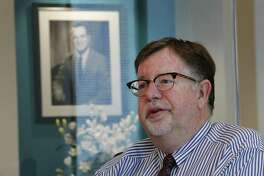 Santikos CEO David Holmes is taking a leave of absence, the San Antonio theater chain announced Monday.