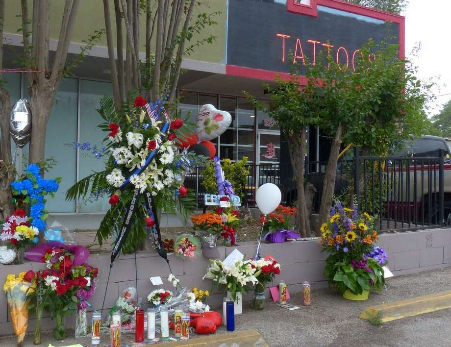 Judge sentences mexican mafia members to life without for Assassin tattoo houston