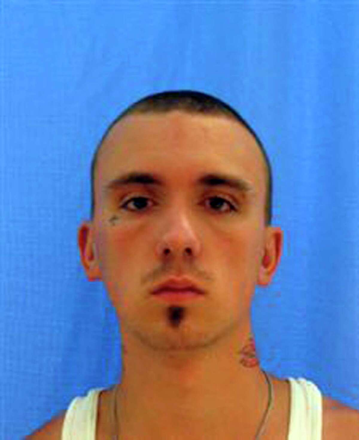 This undated photo provided by the Salt Lake County Sheriff's office shows Austin Boutain. Authorities are searching for Boutain, who is a suspect in the fatal shooting and attempted carjacking near the University of Utah on Monday, Oct. 30, 2017. (Salt Lake County Sheriff's Office via AP)