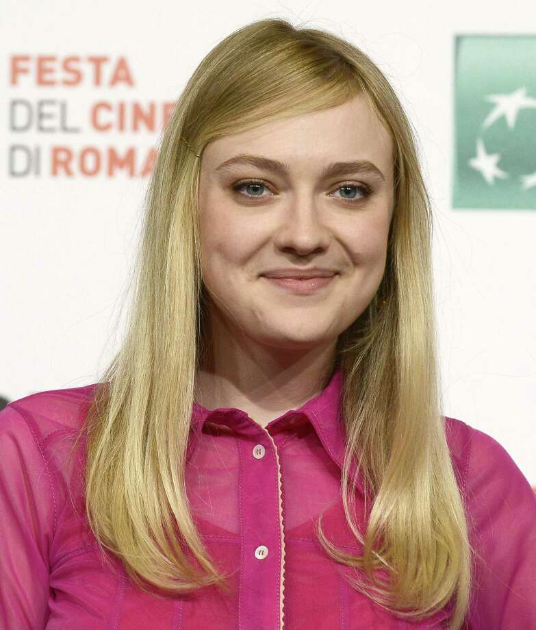 Actress Dakota Fanning poses during the photocall for the movie 'Please Stand By' at the Rome Film Festival, in Rome, Tuesday, Oct. 31, 2017. (Claudio Onorati/ANSA via AP) ORG XMIT: ROM112 Photo: Claudio Onorati / ANSA