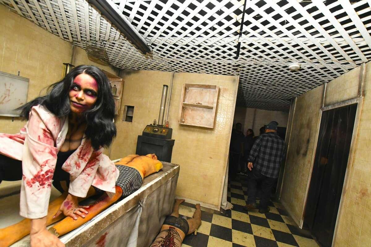 Scream World Scream Park 2225 N. Sam Houston Parkway W., HoustonOpens: Friday, Sept. 13