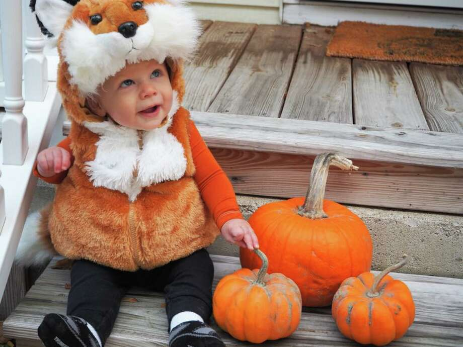 Halloween costumes from Midland County. One lucky photo entry will win a $25 Visa gift card and could be featured in the Midland Daily News. Photo: (Photo Provided)
