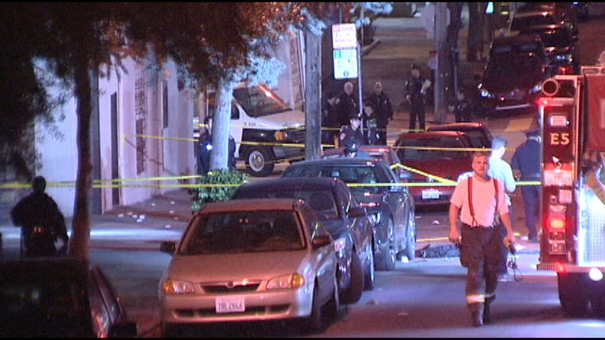 An officer-involved shooting occurred early Wednesday morning in the Castro neighborhood, police said.