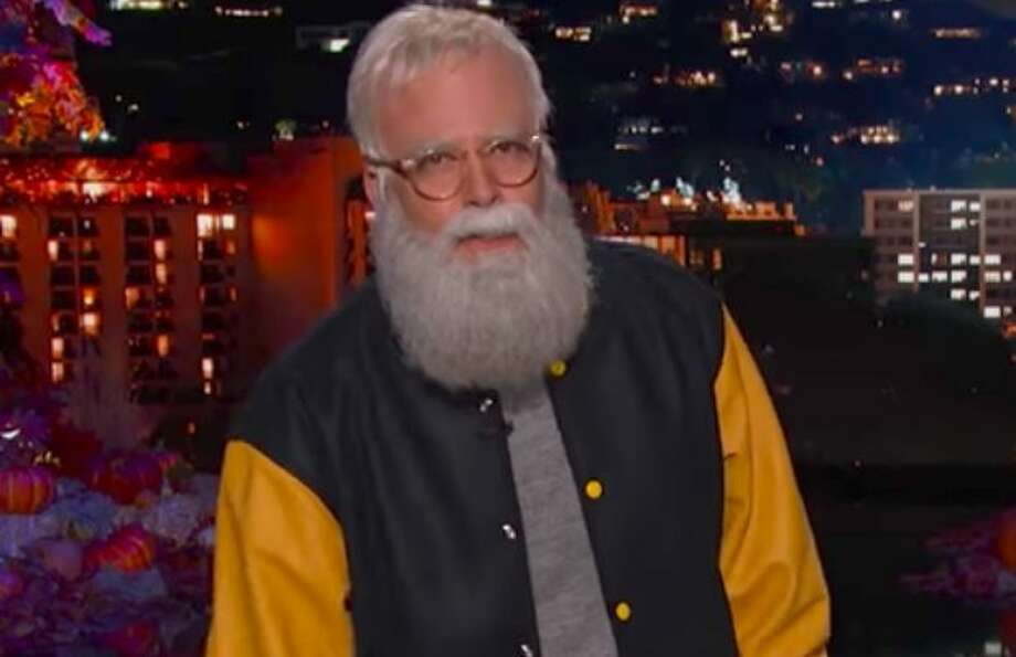 Dave Grohl Hosts \'Jimmy Kimmel Live\' as David Letterman – Watch His ...