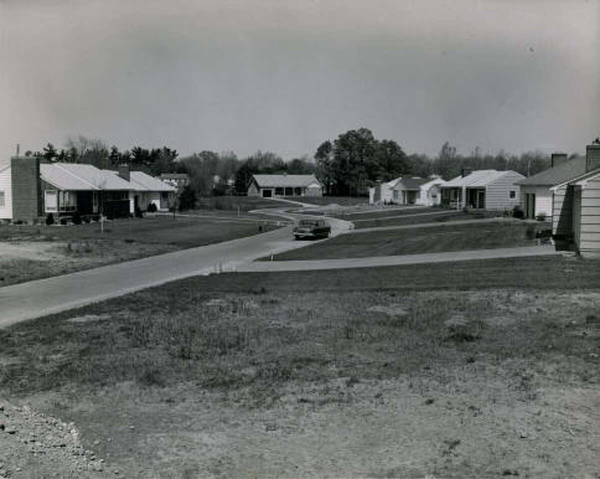 Click through the slideshow for some early photos from Albany's suburbs.