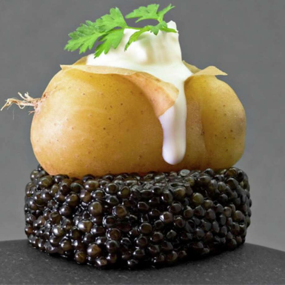 Houston gourmands can now get caviar and truffles through UberEATS