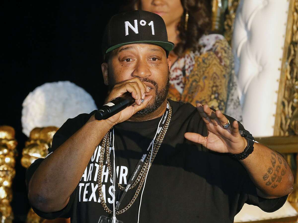 Houston rapper Bun B reportedly shot at armed intruder who tried to steal his car at his Houston home on Tuesday. >>> See what Bun B does in Houston