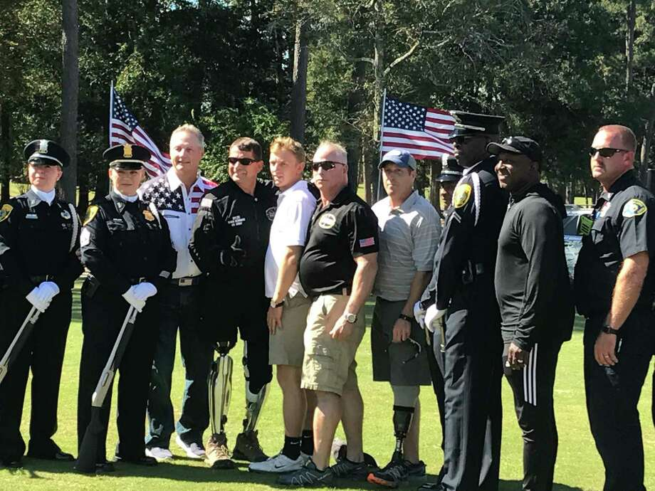 Images from the 2017 Braden Bailess Memorial Golf Tournament on Oct. 30, 2017. (submitted) Photo: Tracy Heimbach