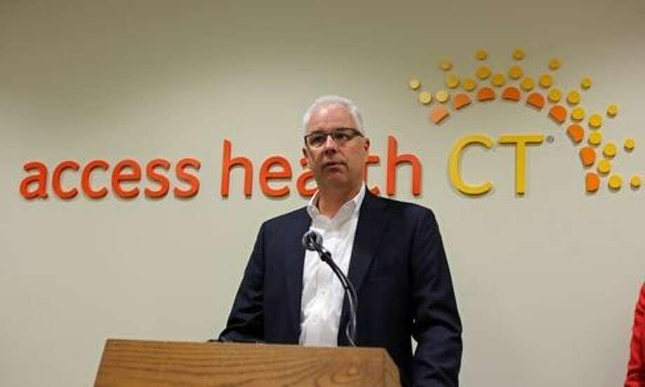 Access Health CT CEO James Wadleigh Photo: Christine Stuart/CTNewsJunkie / Christine Stuart/CTNewsJunkie