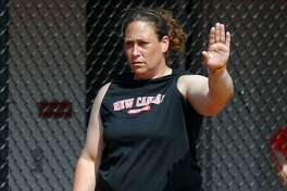 Danielle Simoneau has stepped down from her Head Coach role at New Canaan, but will continue to serve as an assistant.