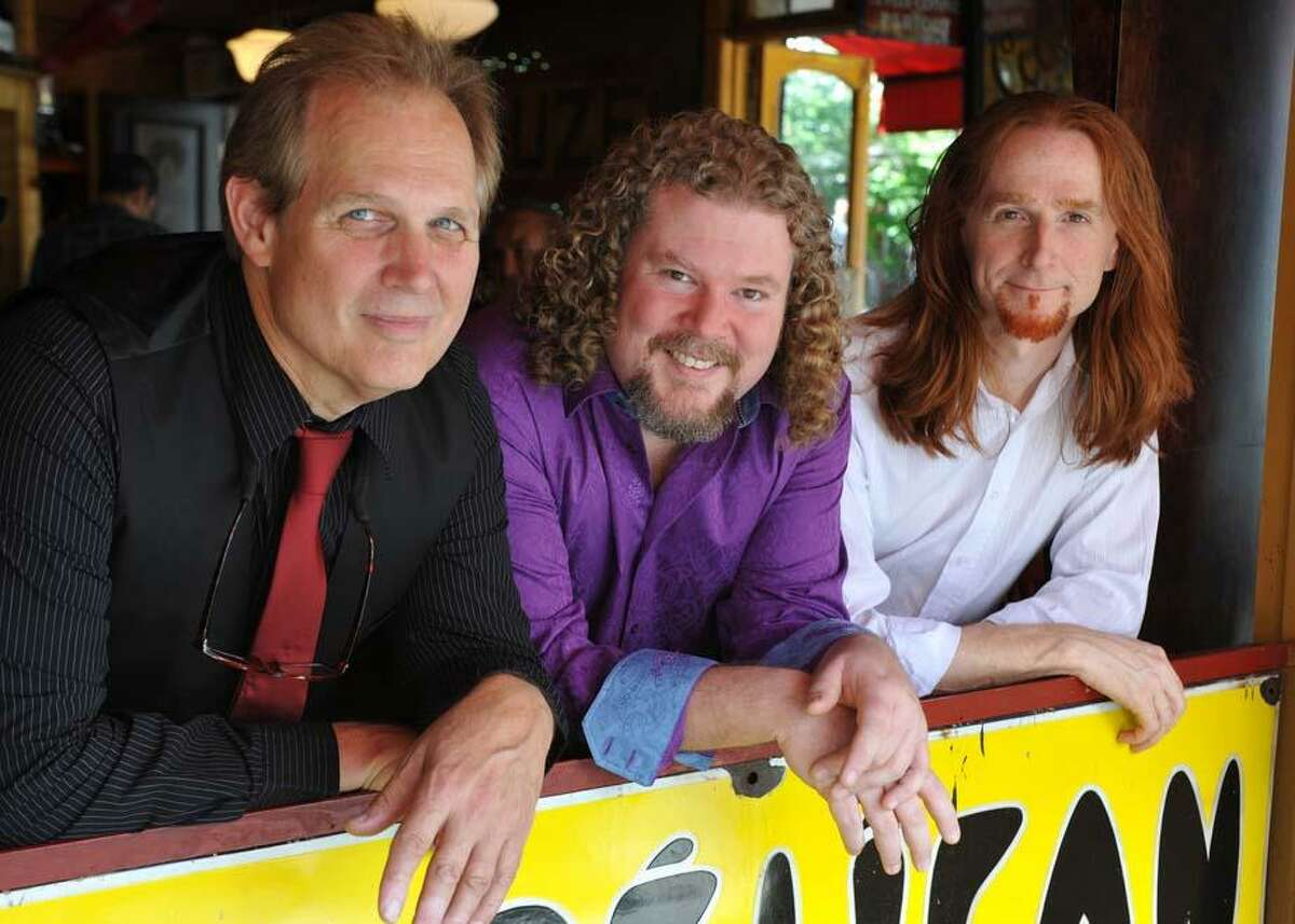 Brother Sun, consisting of Greg Greenway, Joe Jencks, and Pat Wictor, (pictured left-right) perform their final shows as a group at Voices Cafe this weekend.