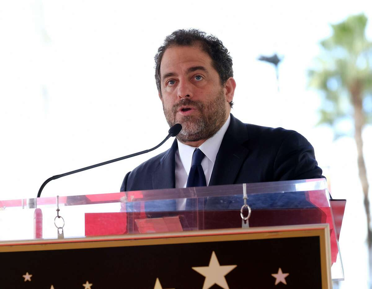 """FILE -- This file photo taken on January 19, 2017 shows Brett Ratner attending his star on the Walk of Fame ceremony in Hollywood. Actresses Natasha Henstridge and Olivia Munn and four other women have accused Hollywood director Brett Ratner of sexual misconduct or harassment, the Los Angeles Times reported November 1, 2017. Ratner, 48, director of """"Rush Hour"""" and """"X-Men: The Last Stand"""" among other films, strongly rejected the allegations in a statement to the newspaper from his attorney."""