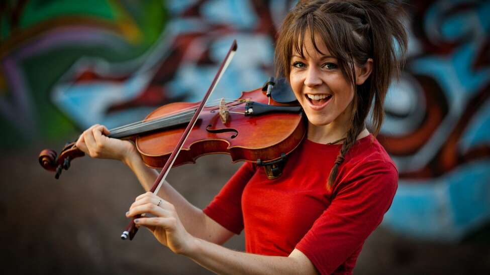 Lindsey Stirling is performing with Evanescence at SPAC on Saturday. Learn more.
