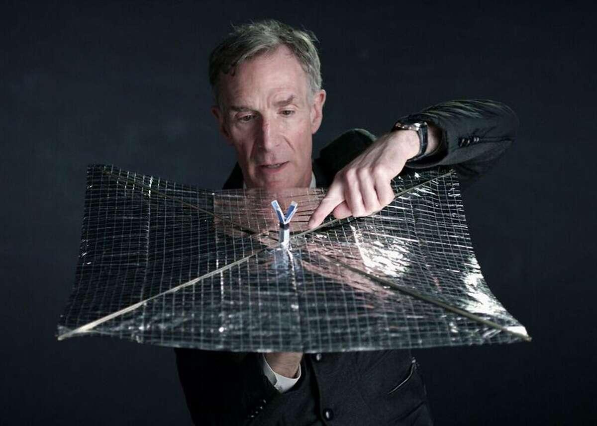 Bill Nye in the documentary