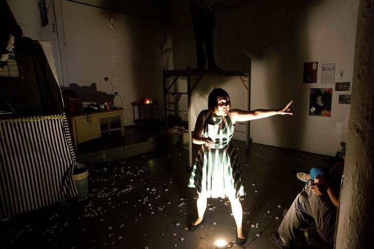 """Miniature Curiosa is presenting a new piece -- """"The Clown Was Stung by Wasps"""" -- and offering a free workshop during the 2017 edition of Luminaria."""