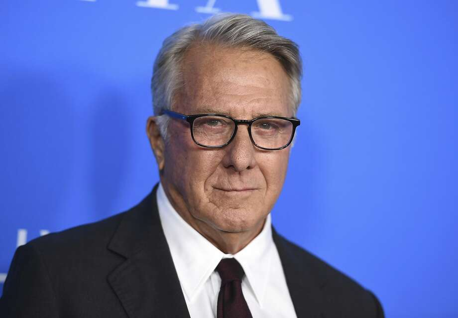 """Dustin Hoffman is apologizing for alleged sexual harassment of a 17-year-old intern in 1985. Writer Anna Graham Hunter alleges that the 80-year-old actor groped her on the set of TV movie """"Death of a Salesman"""" and """"talked about sex to me and in front of me."""" Photo: Jordan Strauss, Associated Press"""