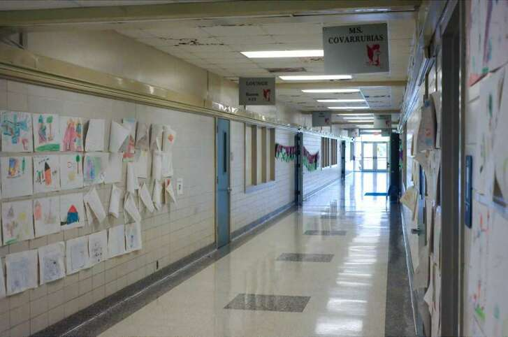 A $135 millon bond proposal on the Nov. 7 ballot in Pasadena ISD would include rebuilding of Red Bluff Elementary School, built in 1954.