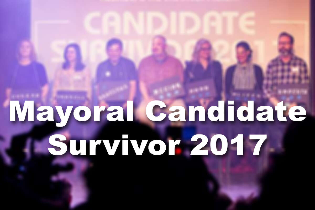 Photos from the 2017 Mayoral Candidate Survivor event.