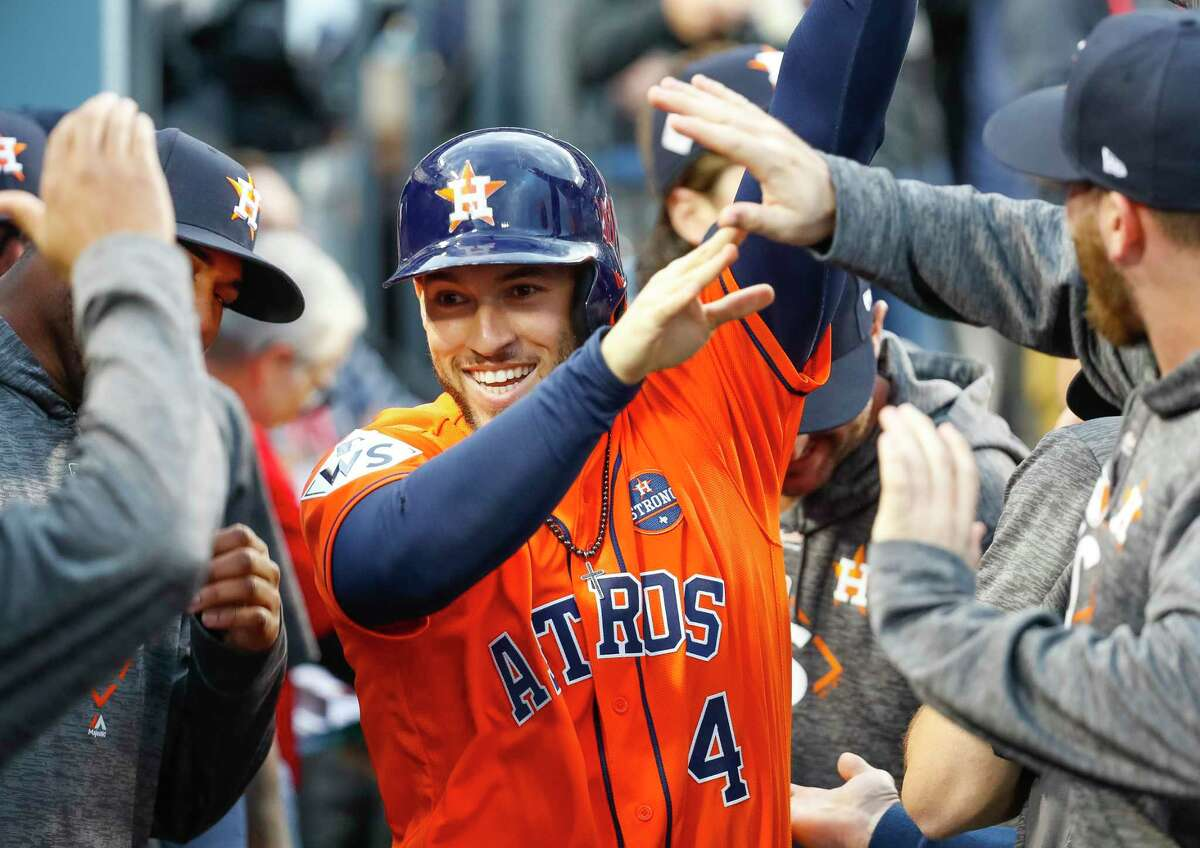 The Astros won't be the same without George Springer, writes Brian T. Smith.