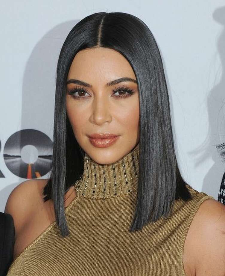 25) Kim Kardashian