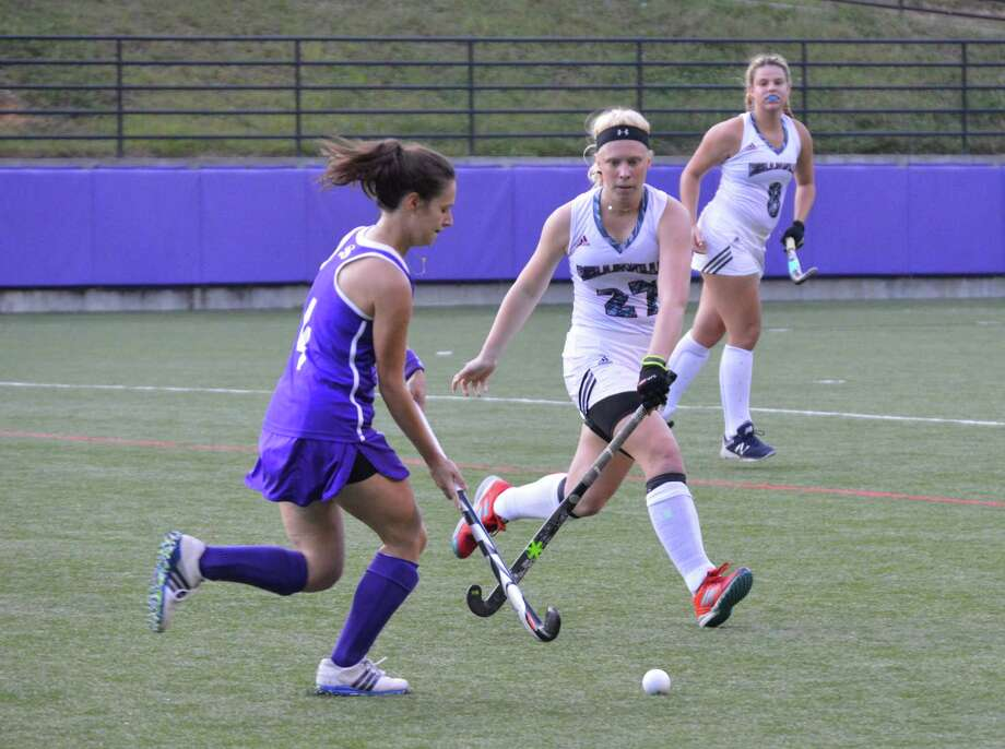 St. Agnes graduate and Sewanee Tigers senior Monica Bueso has played in all 14 games this season, scoring against Eastern Mennonite University and Lindenwood. Photo: Sewanee Athletics