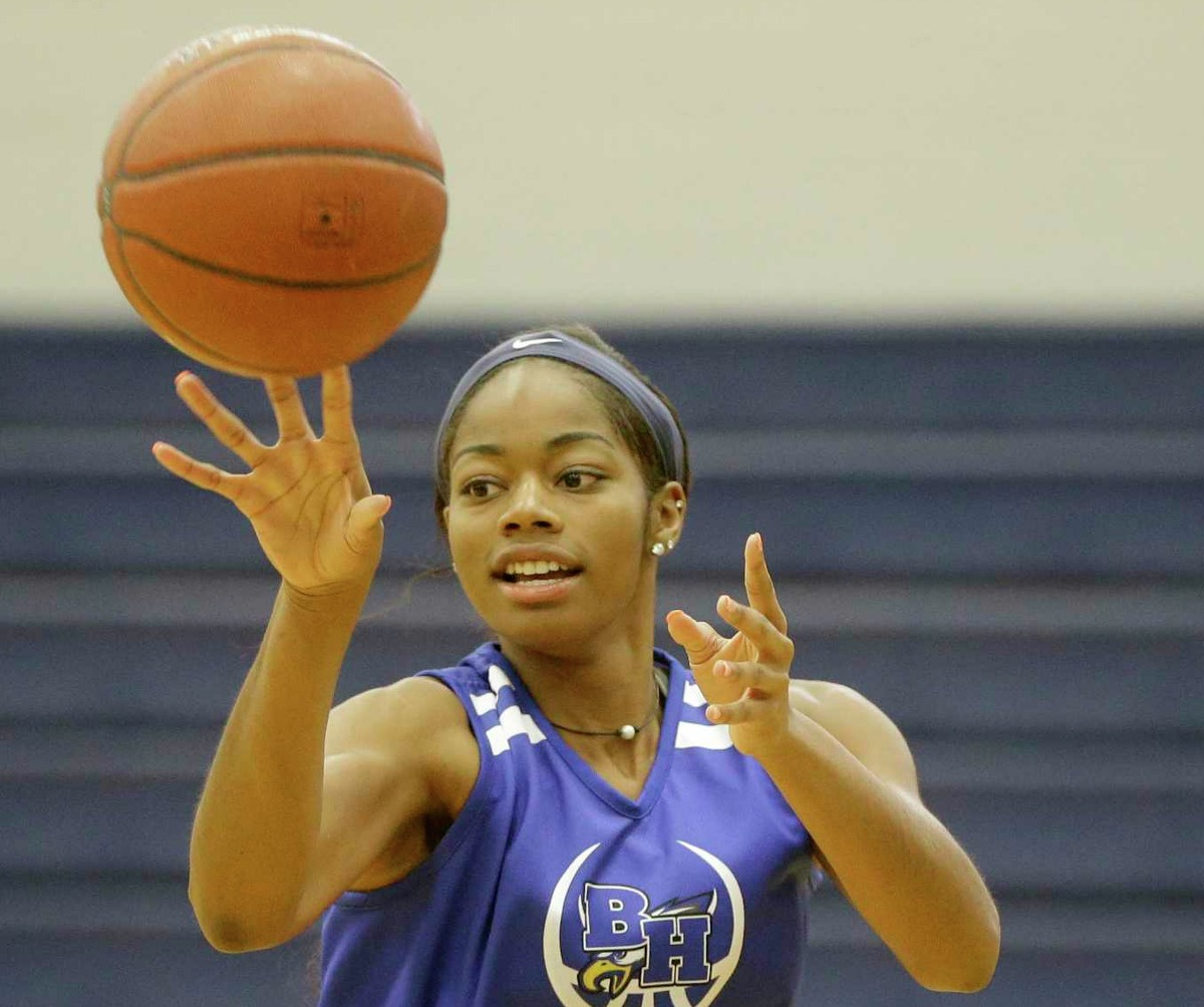 Charli Collier had a 50-point game in leading Barbers Hill to the championship at the Gulf Coast Classic.