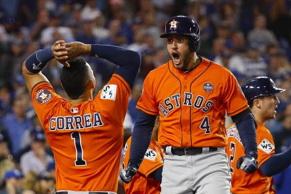 new product f128b 71b9d Champs: Astros' first World Series win is a triumph for ...