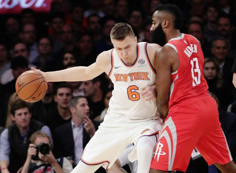 Nba Basketball New York Knicks: Preview: Rockets Vs. Knicks