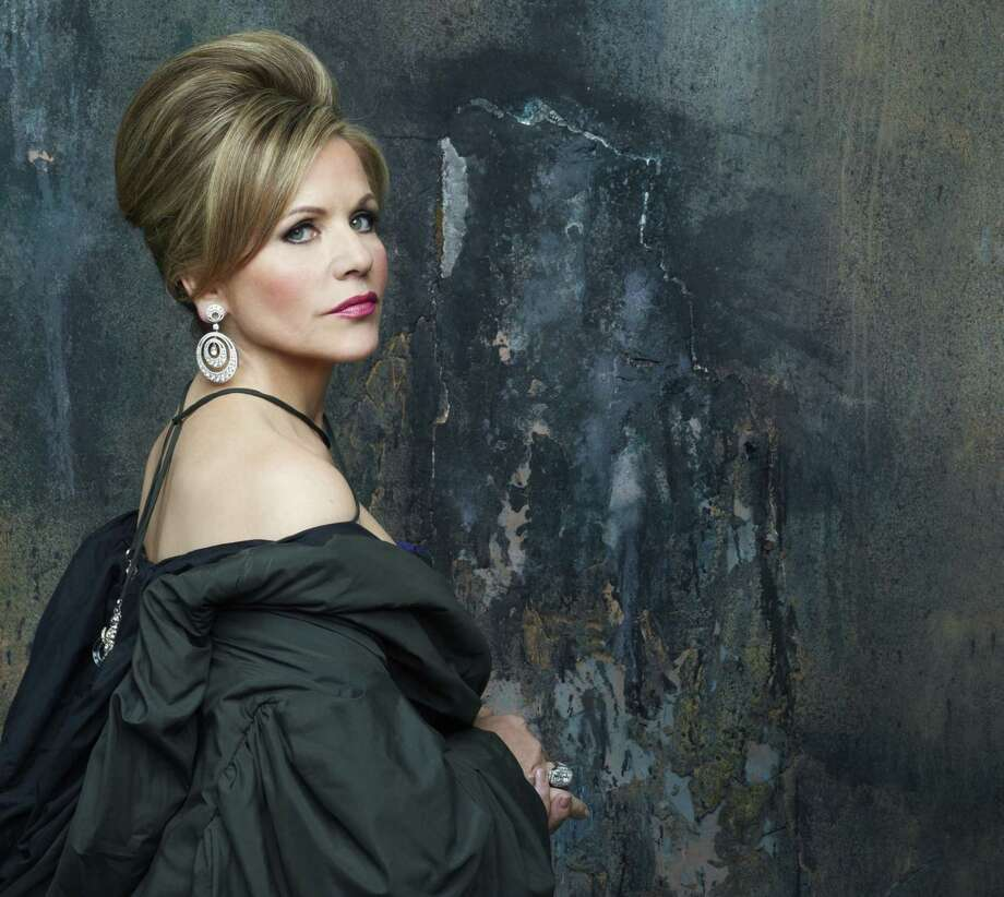 Soprano star Renee Fleming performed in recital Wednesday night at the Tobin Center for the Performing Arts. Photo: Courtesy Photo