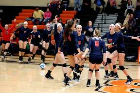 Class C District Volleyball Semifinals 2017