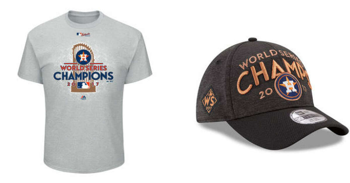 Shirts and caps are available on the Chron Fanatics page.