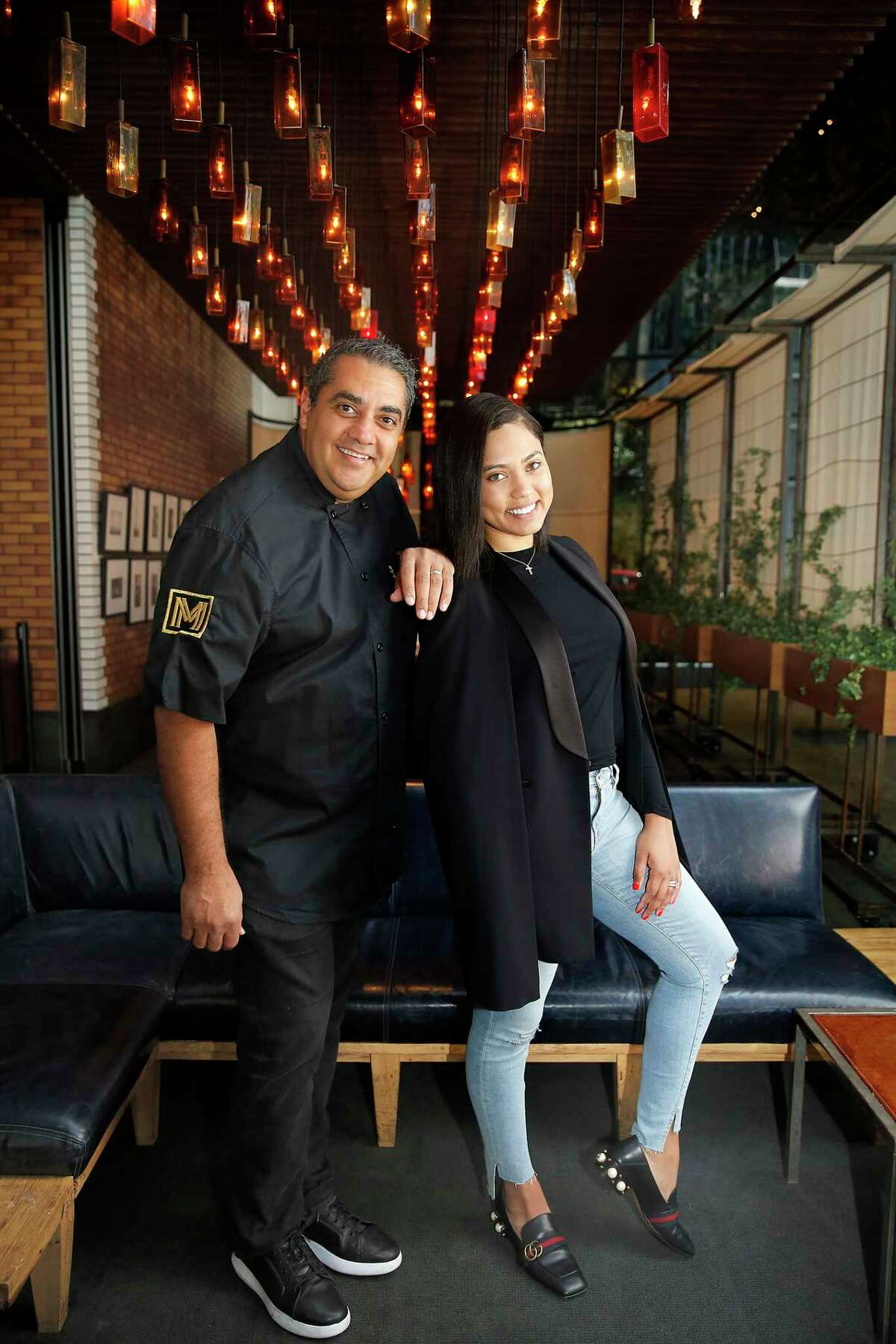Celebrity chef Michael Mina and Ayesha Curry have partnered on new restaurant called International Smoke which will open in Houston in early 2018.